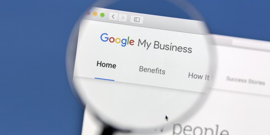 """cyberTREFF digital: """"Google My Business: Wie man schnell und einfach die lokale Sichtbarkeit erhöht"""""""