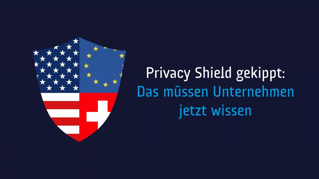 """cyberTREFF digital: """"Privacy Shield gekippt: Das müssen Unternehmen jetzt wissen"""""""