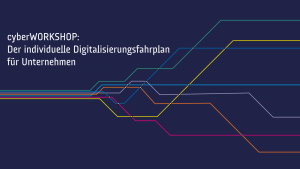 """cyberWORKSHOP: """"Der individuelle Digitalisierungsfahrplan für Unternehmen"""""""