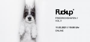 Fuckup Night Friedrichshafen // Vol. V