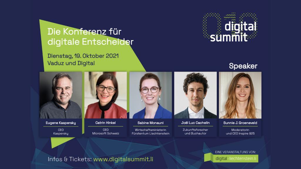 Digital Summit Liechtenstein
