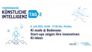 KI Startups Bodensee